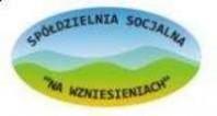 """Spółdzielnia Socjalna """"Na Wzniesieniach"""""""